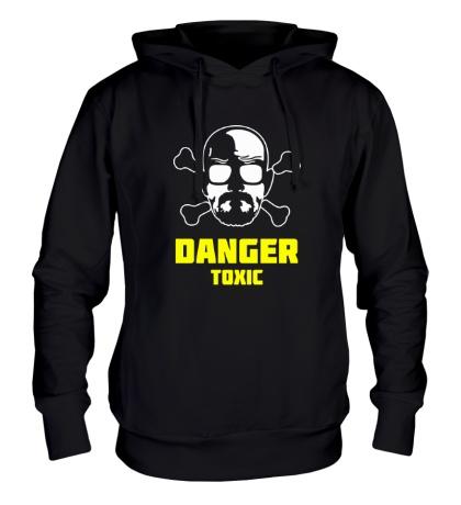 Толстовка с капюшоном Danger Toxic