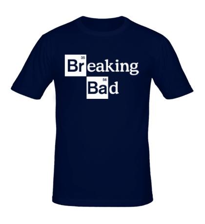 Мужская футболка Breaking Bad