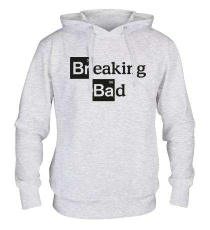 Толстовка с капюшоном Breaking Bad