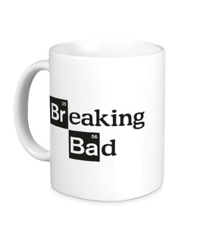 Керамическая кружка Breaking Bad