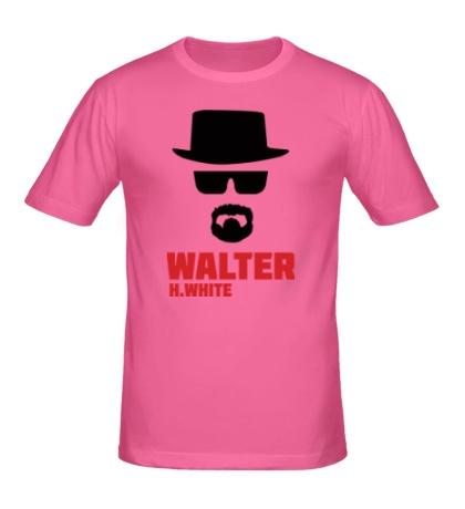 Мужская футболка Walter H.White