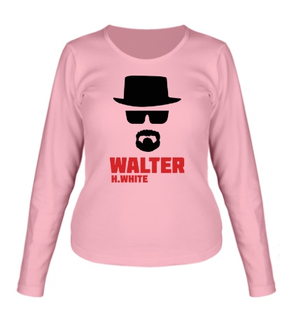 Женский лонгслив Walter H.White