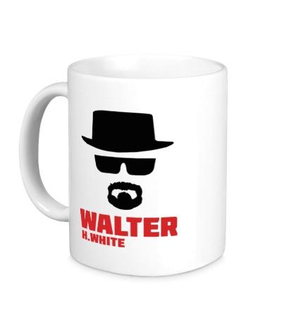 Керамическая кружка Walter H.White