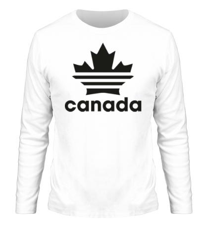 Мужской лонгслив Canada