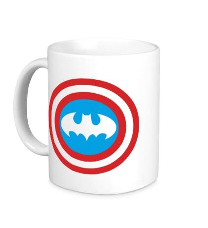Керамическая кружка Captain Batman