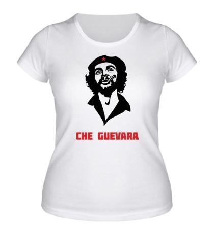 Женская футболка Che Guevara Revolution