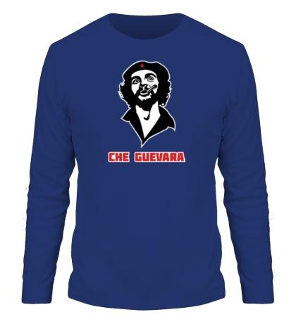 Мужской лонгслив Che Guevara Revolution