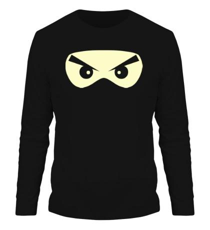 Мужской лонгслив Dark Ninja