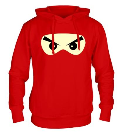 Толстовка с капюшоном Dark Ninja