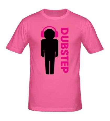 Мужская футболка DubStep Peoples