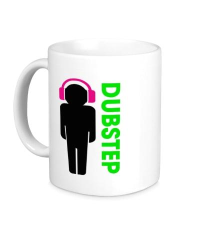 Керамическая кружка DubStep Peoples