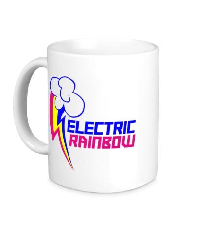 Керамическая кружка Electric Rainbow