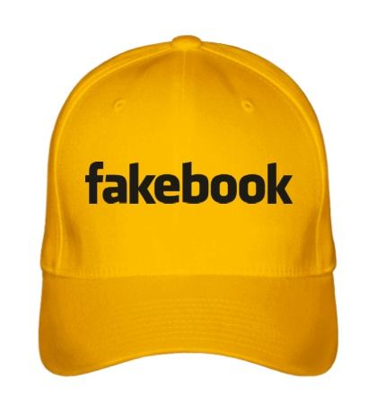 Бейсболка FakeBook
