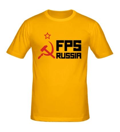 Мужская футболка FPS Russia