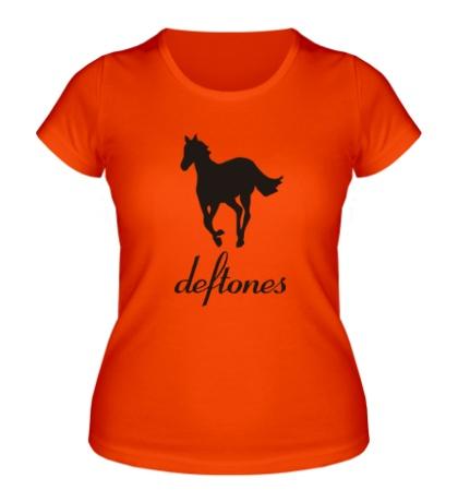 Женская футболка Deftones