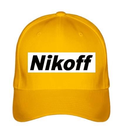 Бейсболка Nikoff