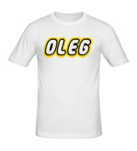 Мужская футболка Oleg