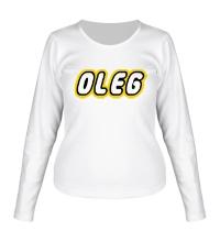 Женский лонгслив Oleg