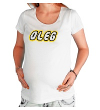 Футболка для беременной Oleg