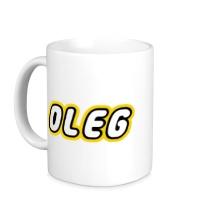 Керамическая кружка Oleg