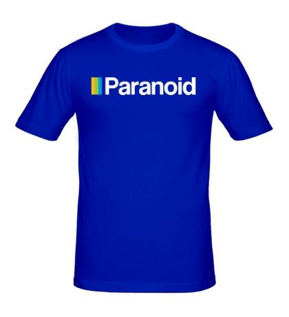 Мужская футболка Paranoid