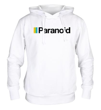 Толстовка с капюшоном Paranoid
