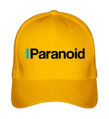 Бейсболка Paranoid