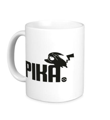 Керамическая кружка Pika