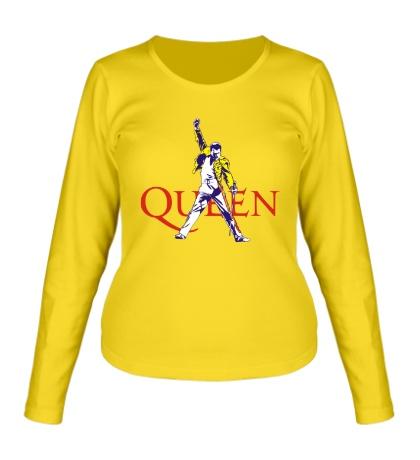 Женский лонгслив Queen