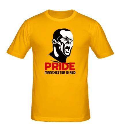 Мужская футболка Pride Rooney