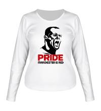Женский лонгслив Pride Rooney
