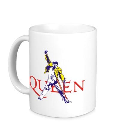 Керамическая кружка Queen