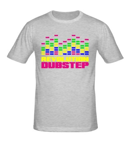 Мужская футболка Revolution DubStep