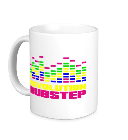 Керамическая кружка Revolution DubStep