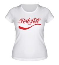 Женская футболка Rock n Roll