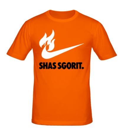 Мужская футболка Shas Sgorit