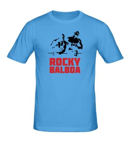 Мужская футболка Rocky Balboa