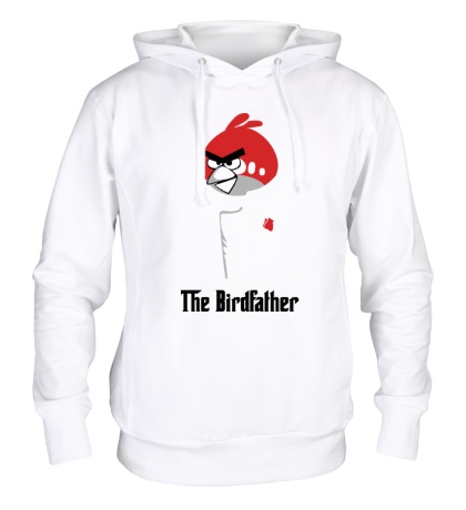 Толстовка с капюшоном The Birdfather