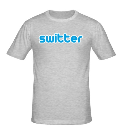 Мужская футболка «Switter»