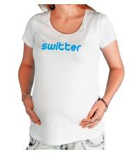 Футболка для беременной Switter