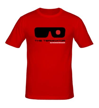 Мужская футболка The Terminator
