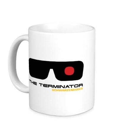 Керамическая кружка The Terminator