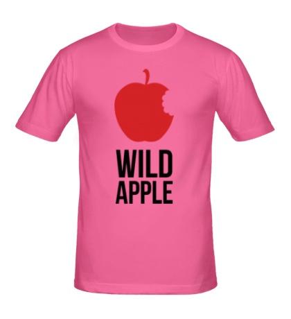 Мужская футболка Wild Apple