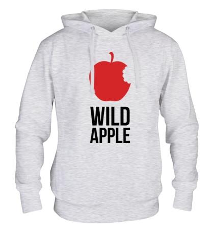 Толстовка с капюшоном Wild Apple
