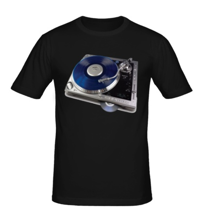 Мужская футболка Music