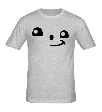 Мужская футболка Няшечка