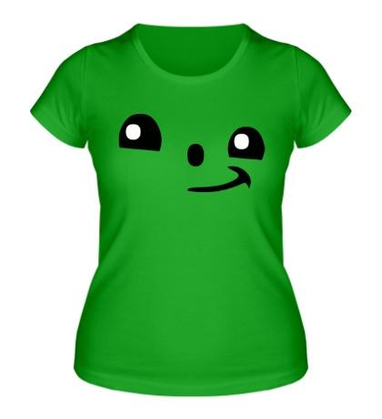 Женская футболка Няшечка