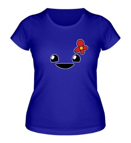 Женская футболка Пай-девочка