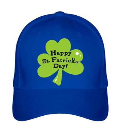 Бейсболка Happy St. Patrics Day!