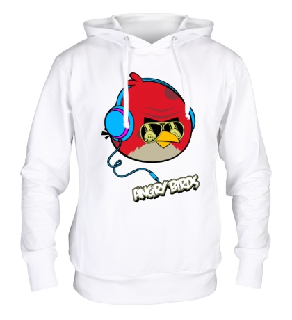 Толстовка с капюшоном Angry Birds Music